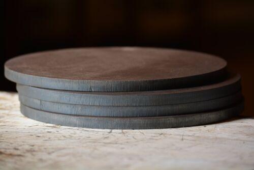 "Round A36 1//8/"" .125 HRO Steel Sheet Plate Disc Shaped 5/""  11 ga"