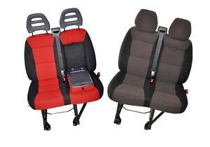 Beifahrer-Doppelsitzbank-fuer-Citroen-Jumper-Fiat-Ducato-Peugeot-Boxer-Sitzbank