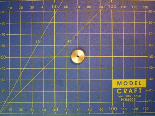 Volant inertie moteurs axe Ø 1,5 mm modélisme ferroviaire train JOUEF ROCO HO-N