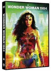 WONDER WOMAN 1984 DVD