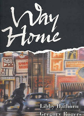 1 of 1 - Way Home by Libby Hathorn Paperback Book