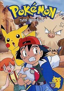 Pokémon TV-Serie 08: Total ausgeflippt von Malone, Jim, H... | DVD | Zustand gut