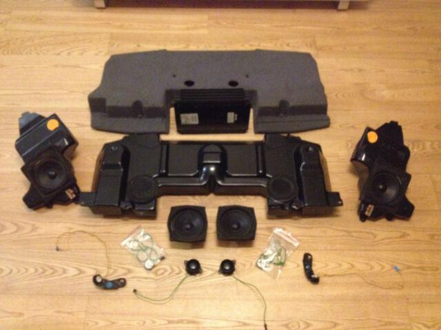 BMW e39 OEM DSP 1 Set for TV & NAVIGATION system