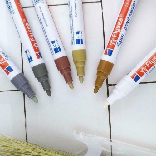 Fliesen Reparatur Stift Wall Gap Refill Mörtel Refresher Marker Bad Reinige U1G8