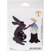 Cheery Lynn Designs Die Artist Bunny -