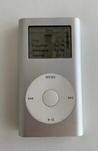 Apple iPod Mini 1. Generation 4gb A1051