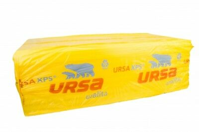 Baustoffe & Holz 1 Palette Xps Ursa Un Iii L 035/60mm Frei Haus Perimeterdämmung Aussendämmung ZuverläSsige Leistung