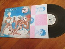 the GO GO'S Beauty And The Beat LP the BANGLES MISSING PERSONS NO CD