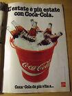 PUBBLICITA' ADVERTISING WERBUNG 1980 COCA-COLA (BMV)
