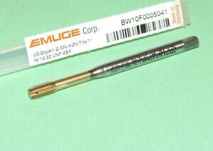"Thread Forming Tap Cobalt #10-32 2-3//8/"" OAL OSG 1400120705 UNF TiN"
