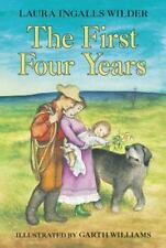 Little House: The First Four Years Little House 9 by Laura Ingalls Wilder (2008, Paperback)