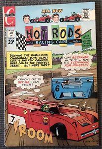 Hot Rods and Racing Cars #116 (Charlton Comics, 1972).