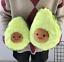 Hot-sale-Avocat-fruits-jouets-en-peluche-peluche-poupees-coussin-oreiller-Home miniature 1