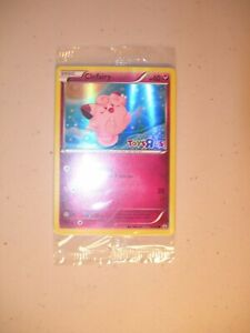 Clefairy 20th Anniversary Stamped Sealed Promo 50//83 Generations