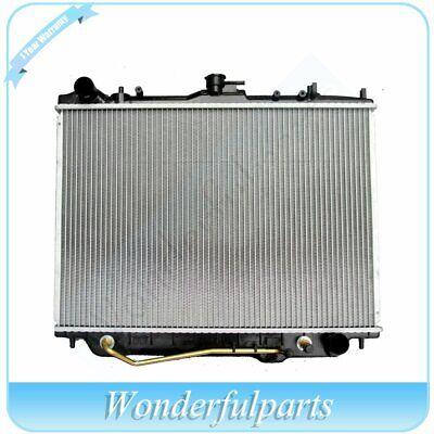 99-04 Mustang Radiator Show Filler Panel Clear Anodized 9904MU-00C