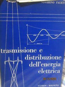 trasmissione e distribuzione dell'energia elettrica faletti d1405