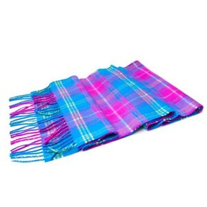 88b7d739b1 tessuta Per Scozia Yearn To in lana scozzese Yarns 100 d'agnello Sciarpa  8PxEqw