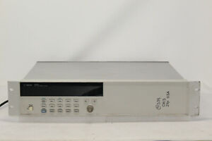 Hp-Agilent-Keysight-3499A-Switch-Control-System-5-Slot-Mainframe-Chassis-034