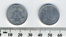 German-democratic Republic 1971 A - 10 Pfennig Aluminum Coin - Berlin mint