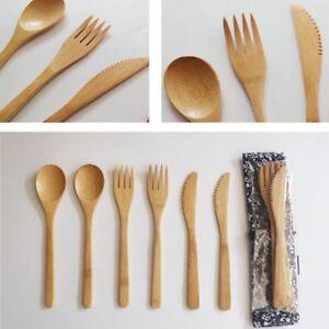 kuechen-tool-tellern-besteck-loeffel-gabel-cutter-geschnitten-bambus-holz