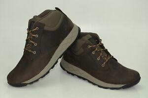 Timberland-Tuckerman-Mid-Boots-Wanderschuhe-Waterproof-Herren-Schuhe-A1X27