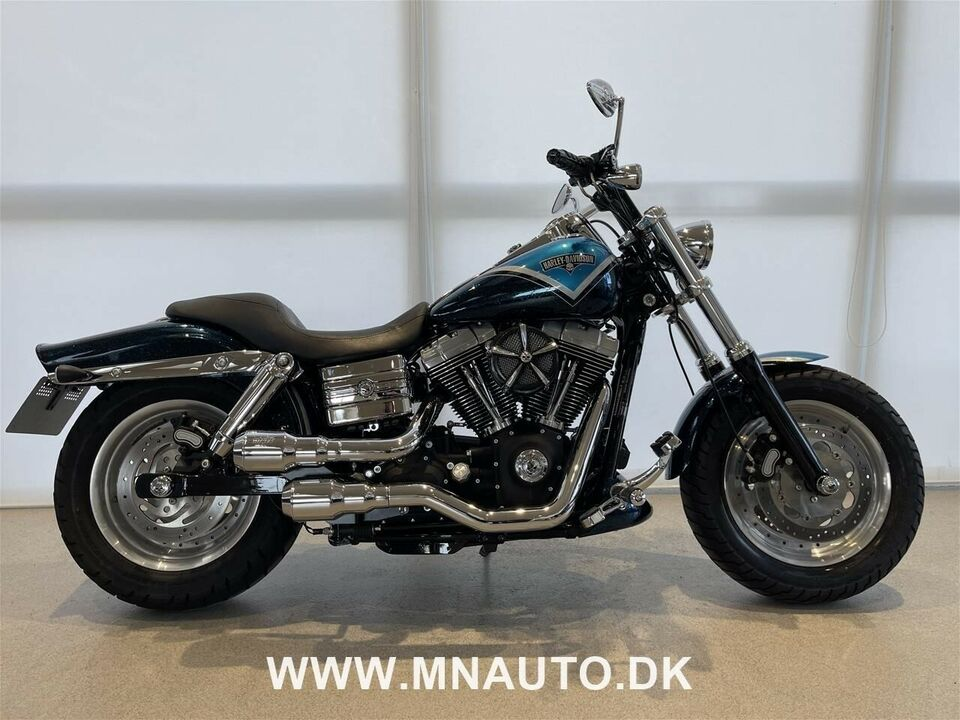 Harley-Davidson, FXDF Fat Bob, ccm 1585