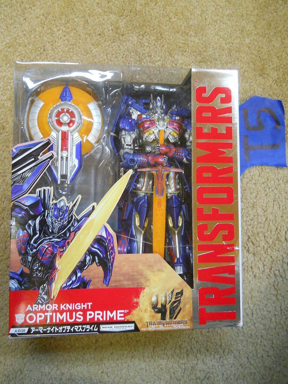 Lote De Transformers T5_9 Takara Armadura Caballero Optimus Prime  2 AD31 ad 31 TF4 g1 AOE