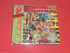 2019 Japan Rolling Stones Time Waits for No One SHM Mini LP CD