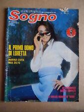 SOGNO Fotoromanzo n°23 1976 ed. Lancio  [G581]* MEDIOCRE