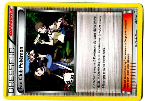 XY9b POKEMON GENERATIONS UNCO N° 69//83 FAN CLUB POKEMON