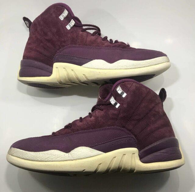 Size 9 - Jordan 12 Retro Bordeaux 2017