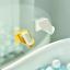 Self Adhesive Soap Rack Sponge Holder Case Shower Shelf Drain Box Soap Dish