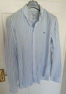 Mens-MAN-by-VIVIENNE-WESTWOOD-long-sleeve-shirt-size-IV-large-RRP-260