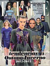 ELLE Spanish Tendecias Outono-Inverno 2012-2013 VG 070616DBE