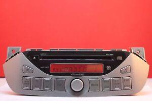 SUBARU IMPREZA LEGACY FORRESTER CD RADIO PLAYER VDO CAR STEREO DECODED WARRANTY