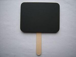 """Chalkboard-blackboard - """"de Nombreuses Utilisations"""" Taille A6-lc-quantité 6 Pour £ 6.99-ckboard- """"many Uses""""size A6 - Lc - Quantity 6 For £6.99 Fr-fr Afficher Le Titre D'origine Avoir à La Fois La Qualité De TéNacité Et De Dureté"""