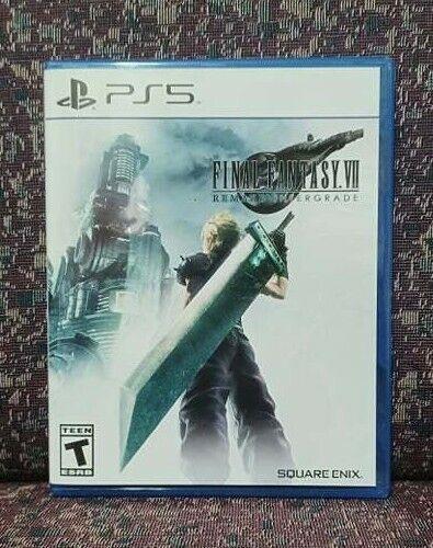 Final Fantasy 7 VII Remake Intergrade PS5 (INTERmission DLC Not Included)