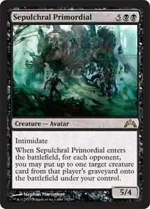 Primordial-Burial-chamber-Sepulchral-Primordial-MTG-MAGIC-GtC-039-s-Gatecrash-Ita