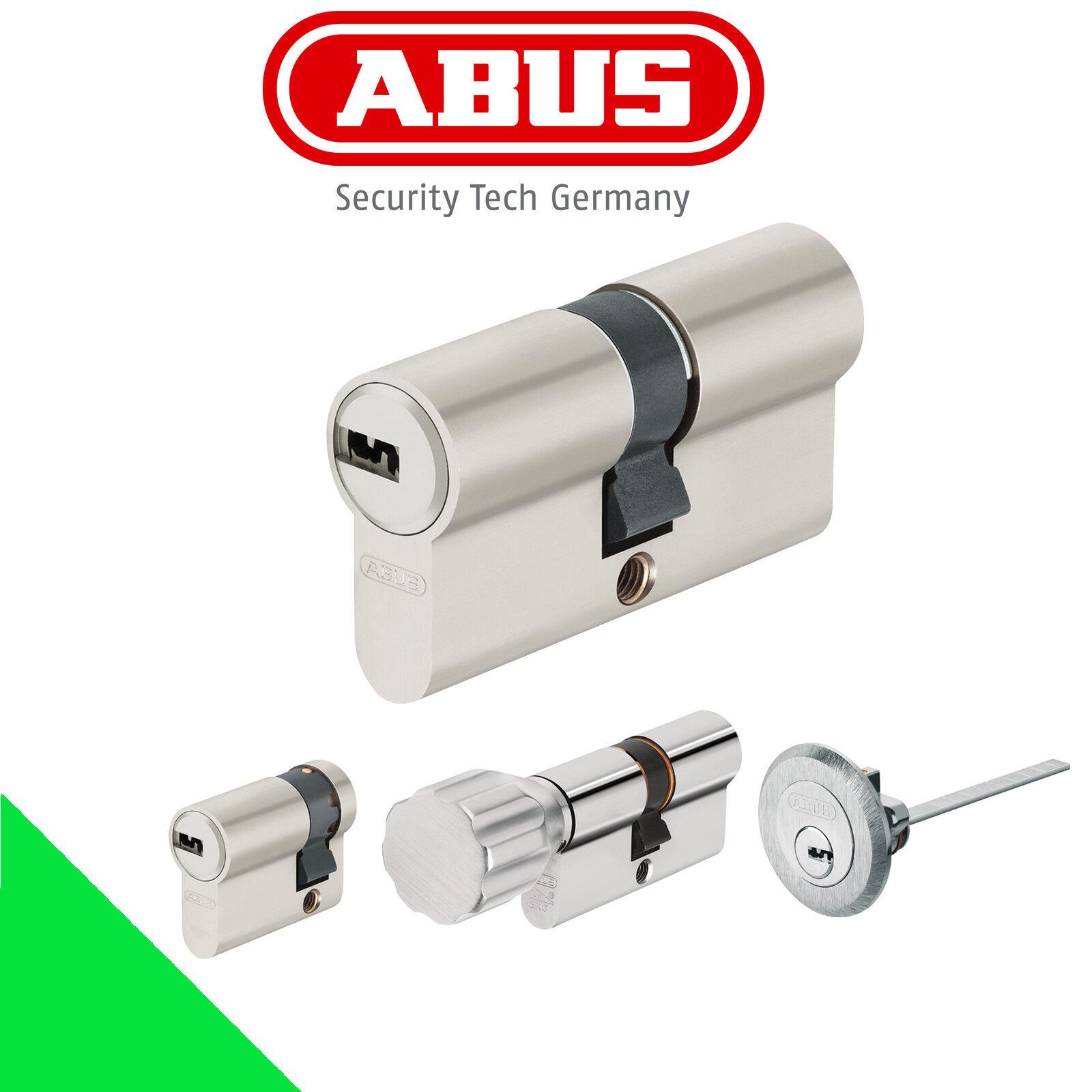 ABUS EC 550 Profilzylinder Gleichschließend Schließzylinder  5 Schlüssel  | Starke Hitze- und Hitzebeständigkeit  | Online einkaufen  | Reparieren  | Qualität Produkt