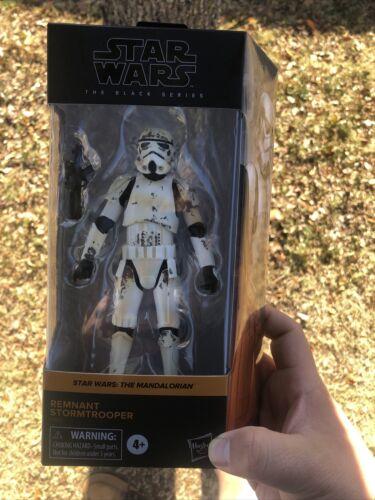 Star Wars Black Series Mandalorian  REMNANT STORMTROOPER Action Figure Target
