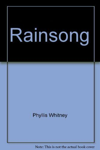 Rainsong (Coronet Books),Phyllis A. Whitney