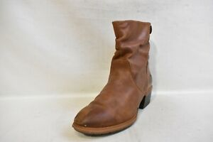 Timberland-Sutherlin-Bay-Women-039-s-Brown-Leather-Chelsea-Boot-SZ-10