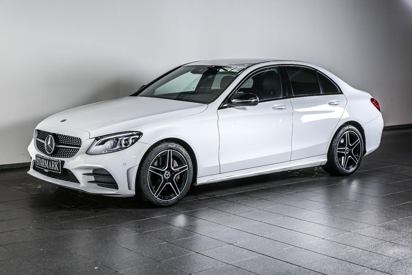Mercedes C300 2,0 AMG Line aut. 4d - 539.900 kr.