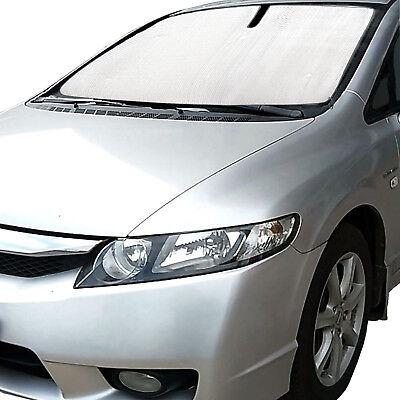 Fit For Honda Civic 2006-2011 Sedan Front Windshield Window Sun Shade UV Block