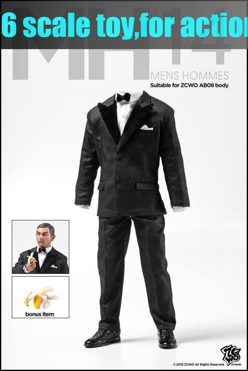 L14-38 1 6 scale ZCWO MH14 MH14 MH14 Bean agents business suit set af0c83