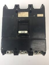 Federal Pacific Electric 3 Pole 400A Circuit Breaker