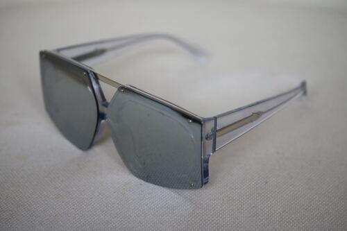 Walker cornice sole a specchio quadrata con Occhiali da Salvador Karen Oqdgg