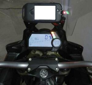 DUCATI-MULTISTRADA-1200-Supporto-Navigatore-TomTom-Garmin-Iphone-GoPro-2013-2014
