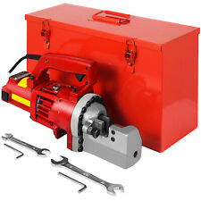 Rebar Cutter Rc 20 1250w 34 6 Capacity Portable Electric Hydraulic With Case