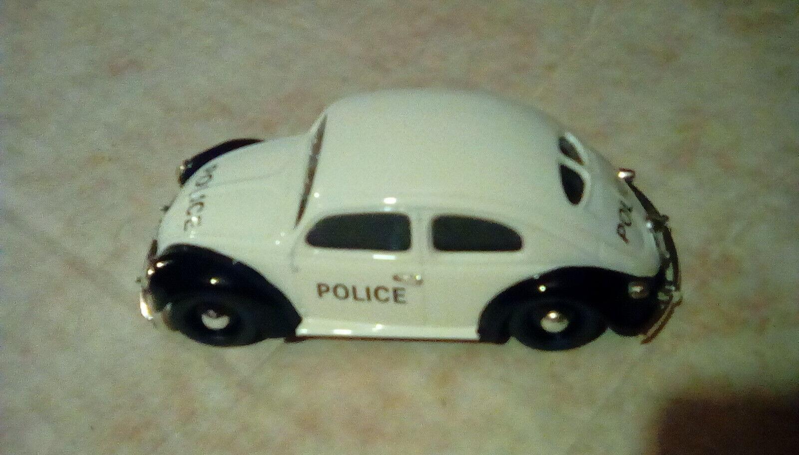 Escaso Vitesse VW T1 Beetle policía Geneve Suizo Promo 1 43 Ltd Edt MB 1 1000